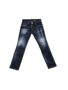 Dsquared2 - Clement jeans in blue