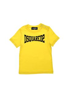 Dsquared2 - Dsquared2 T-shirt in yellow