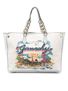 Givenchy - Borsa Bond media bianca