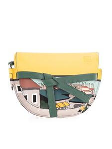 Loewe - Small Gate bag in multicolor