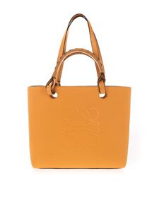 Loewe - Anagram Small bag in yellow