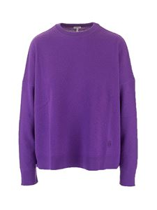 Loewe - Cashmere sweater in violet
