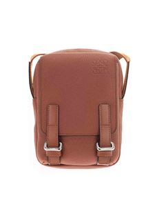Loewe - Borsa a tracolla Military XS color Cognac