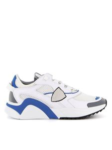 Philippe Model - Sneakers Eze Low 90 Mondial bianche