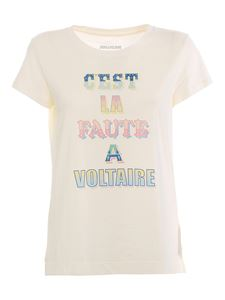 Zadig & Voltaire - Alys T-shirt in white