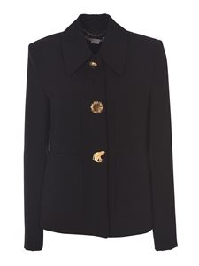 Stella McCartney - Jewel buttons jacket in black