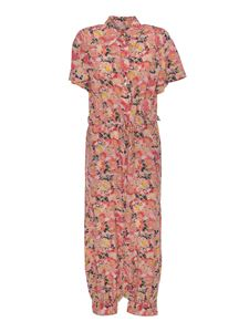Stella McCartney - Johanna floral print jumpsuit in pink