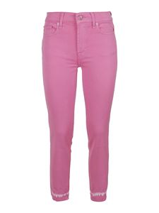 7 For All Mankind - Roxanne jeans in pink