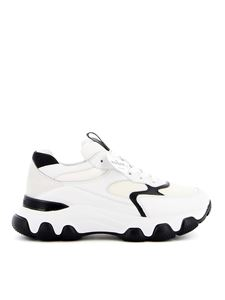 Hogan - Hyperactive sneakers in white