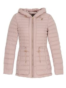 Woolrich - Quilted puffer jacket in pink