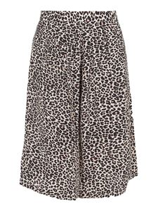 Zadig & Voltaire - Recycled viscose Jude Leo Geo skirt