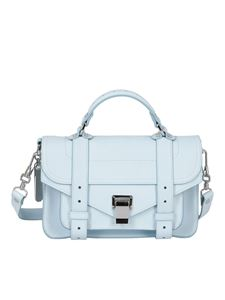 Proenza Schouler - Ps1 Tiny Lux leather bag