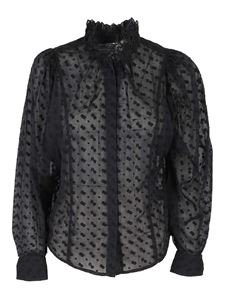 Isabel Marant Étoile - Terzali shirt in black