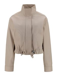 Proenza Schouler - Smooth leather jacket