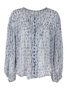 Isabel Marant Étoile - Sorionea shirt in light blue