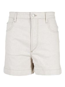 Isabel Marant Étoile - Lilesibb shorts in ecru color