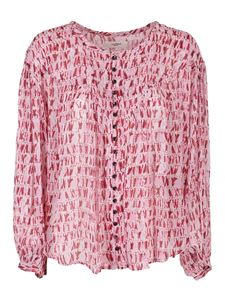 Isabel Marant Étoile - Sorionea shirt in red