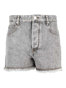 Isabel Marant Étoile - Lesiasr shorts in grey