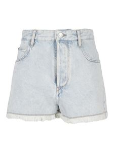Isabel Marant Étoile - Lesiasr shorts in light blue