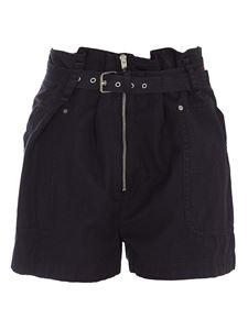 Isabel Marant Étoile - Parana shorts in Faded Night color