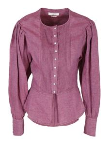 Isabel Marant Étoile - Nowood shirt in purple