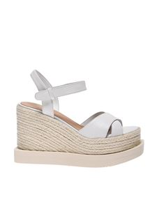 Paloma Barceló - Cauca sandals in white