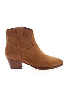 Ash - Houston texans boots in brown