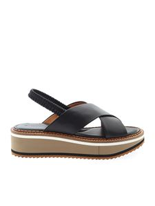 Clergerie - Freedom5 sandals in black