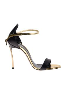 Casadei - Blade heel sandals in black