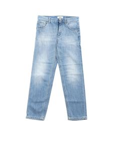 Dondup - Bright jeans in light blue