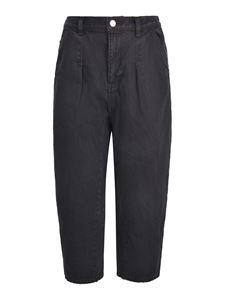 Zucca - Baggy jeans in black