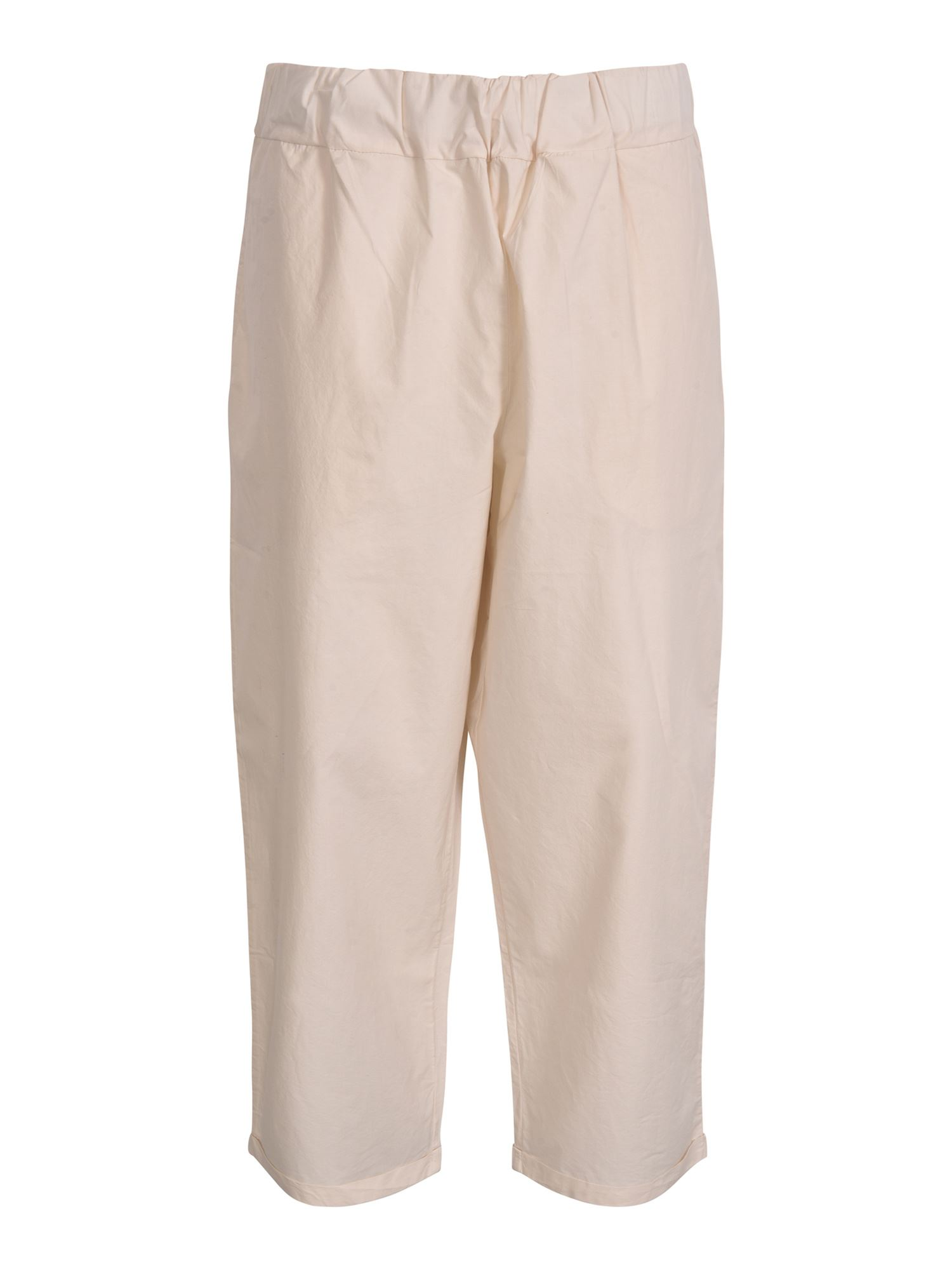 Labo.art VELA TROUSERS IN ROPE COLOR