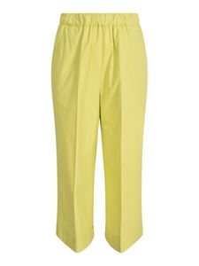 Kiltie - Olivia trousers in lime color