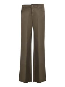 Kiltie - Mod.103 trousers in army color
