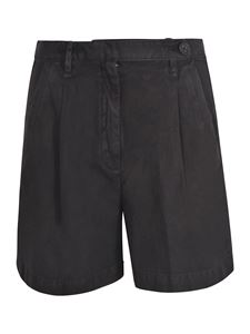 massimo alba - Sardina shorts in black