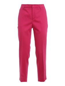 PT Torino - New York pants in fuchsia