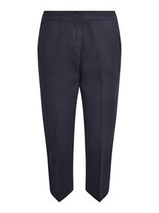 massimo alba - Sparus pants in blue