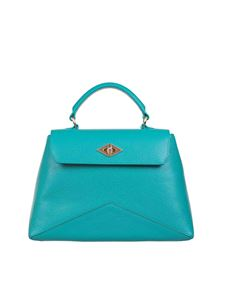 Ballantyne - Diamond Bag in turquoise