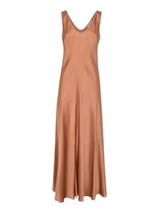 Forte Forte - Marocain dress in The color