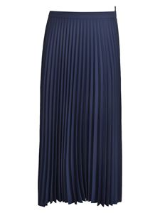 Theory - Pleated skirt in Sailor color