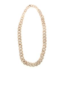 Max Mara - Trafoi necklace in the shades of beige