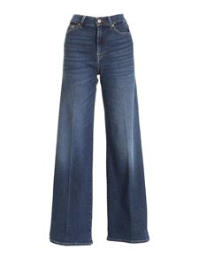 7 For All Mankind - Lotta jeans in blue