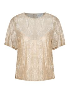 Forte Forte - Lace insert T-shirt