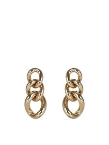 Ermanno Scervino - Earrings in golden color