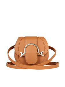 Borbonese - 110 Micro bag in brown