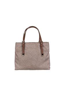 Borbonese - Tote bag in brown