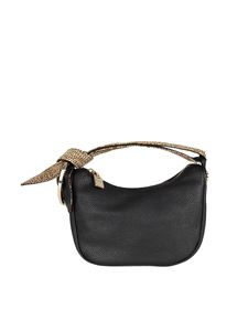 Borbonese - Luna Petite bag in black