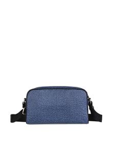 Borbonese - OP crossbody bag in blue