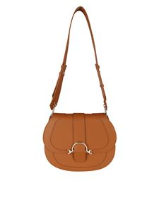Borbonese - 110 Medium crossbody bag in brown