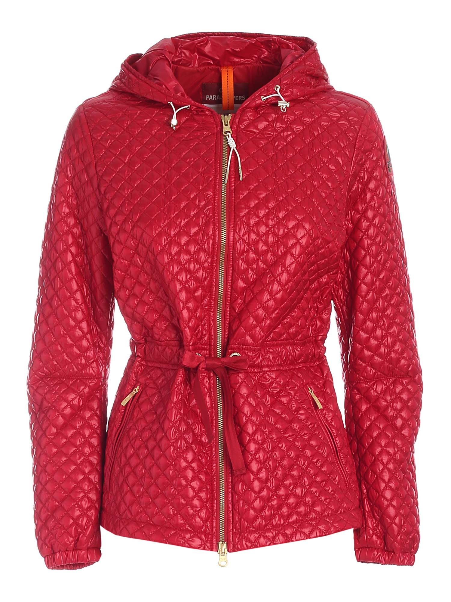 Parajumpers LILLY PUFFER JACKET IN RED